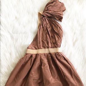 SALE ASOS One Shoulder Dress Sz 4